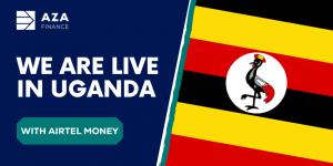 Product live in Uganda